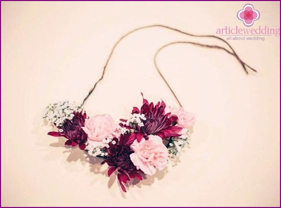 Necklace ready