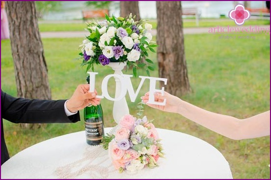 Wedding photography in a new way