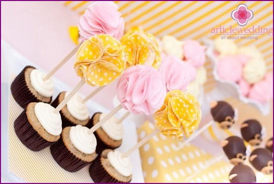 Fashion Cake Accessories