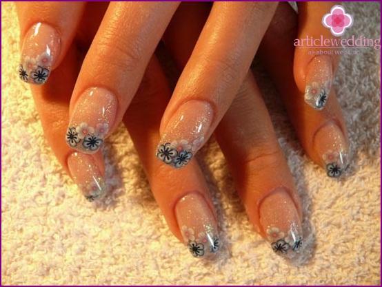 Fimo in nail design