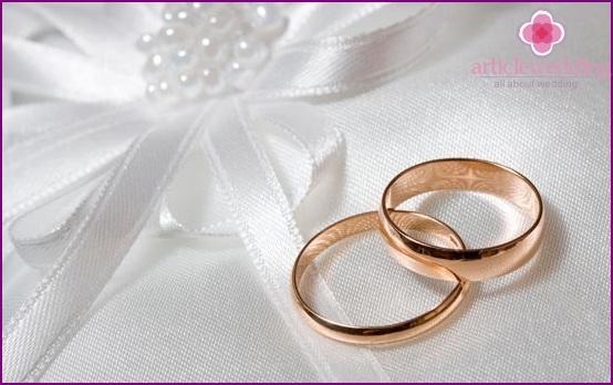 Smooth Wedding Rings
