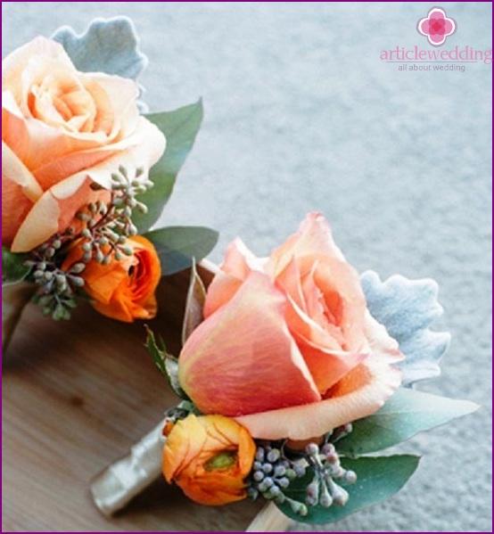 Creative buttonholes