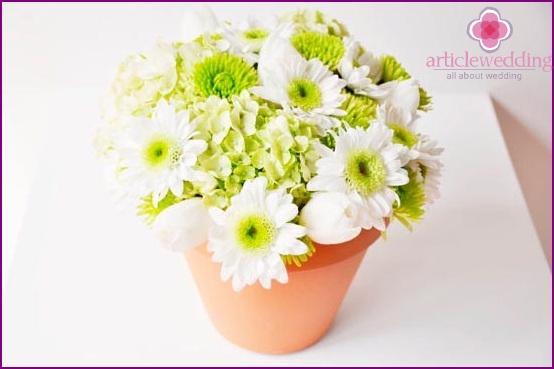 Flower Arrangement Ready