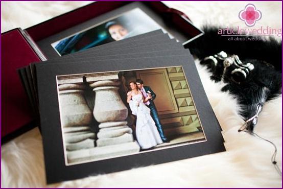 Wedding Passepartout