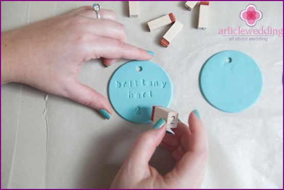 Let's draw a table number