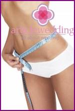 Slender bride
