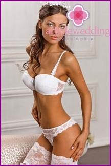 Wedding bra