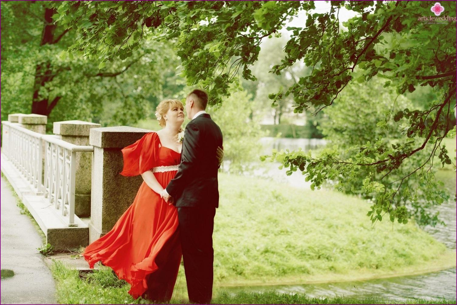 Wedding Walk Anniversary Photography