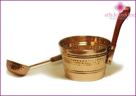 Copper Wedding Gifts