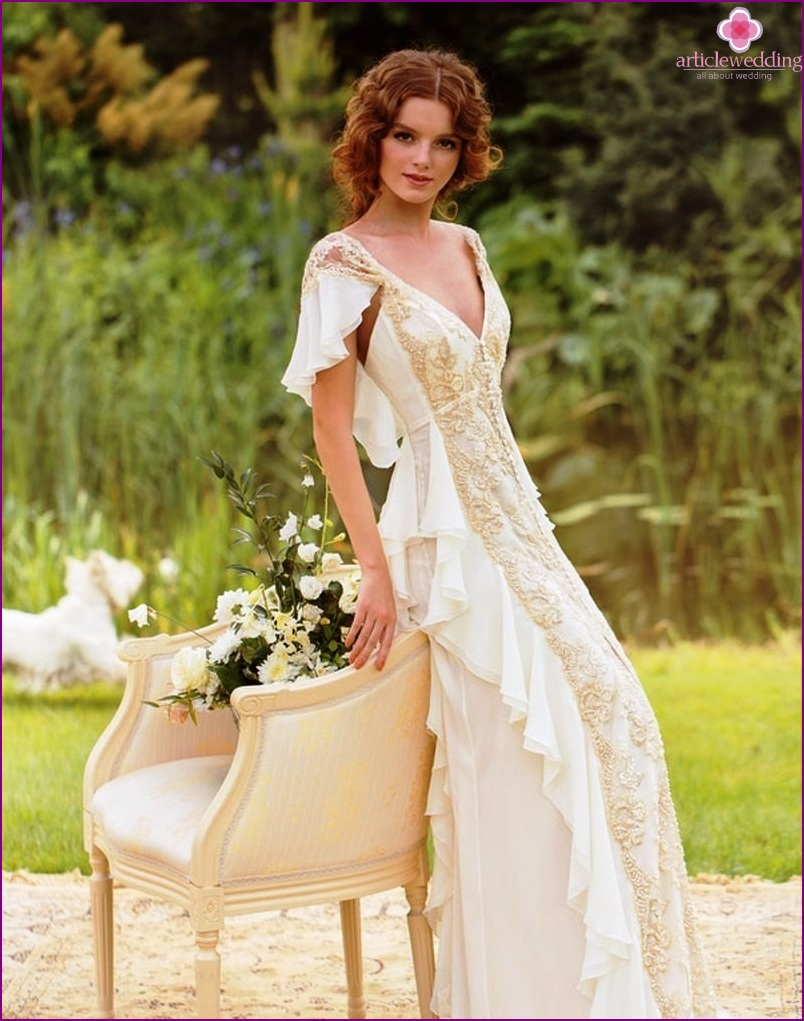 Honeymoon Wedding Dress