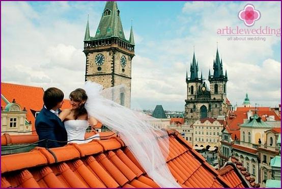 Wedding in the Czech Republic