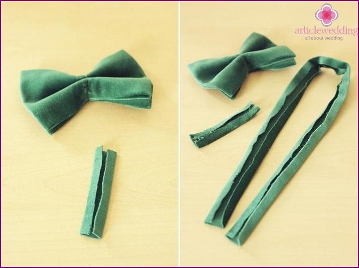 Make the strap