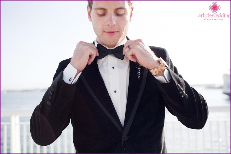 Bow Tie for Groom