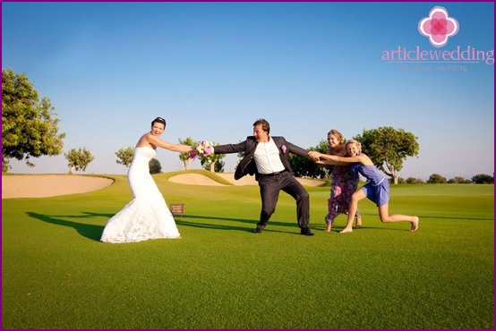 Wedding in Cyprus - a bright event