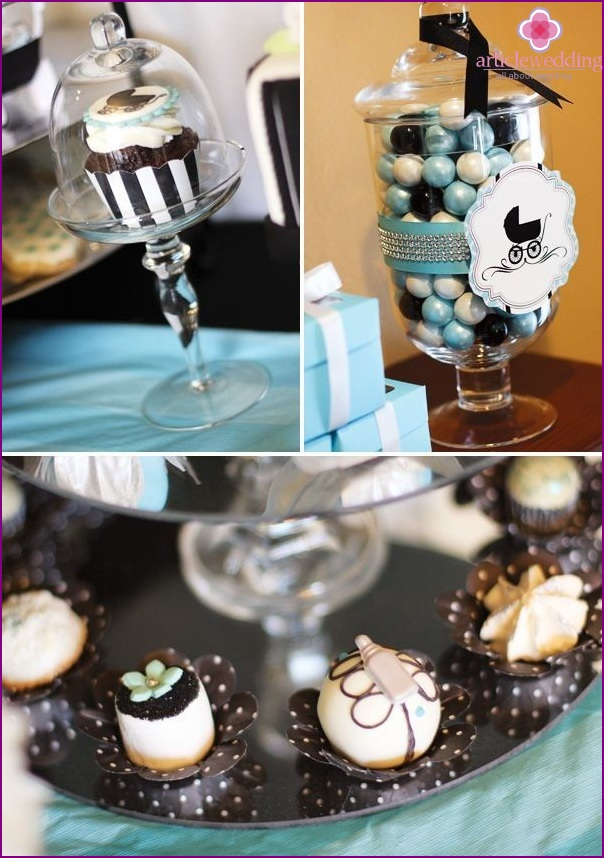 Tiffany-style Sweets