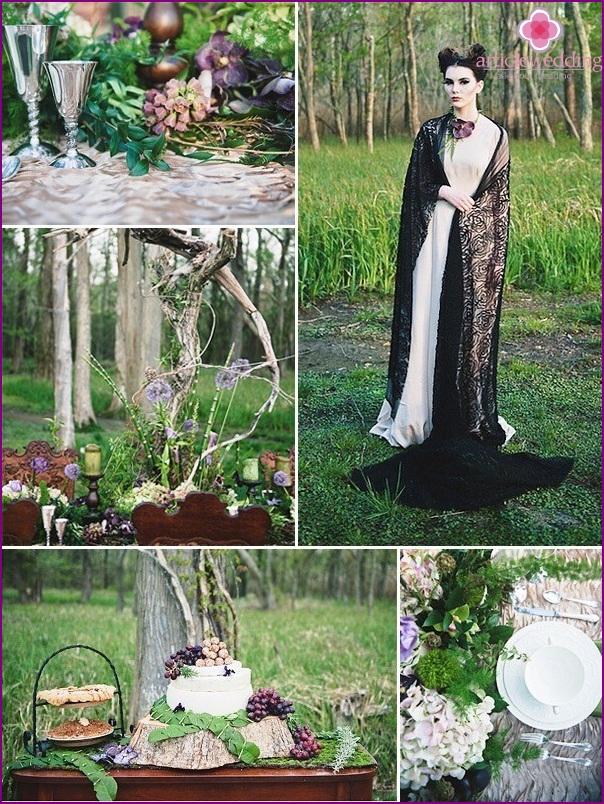 Maleficent Movie Wedding