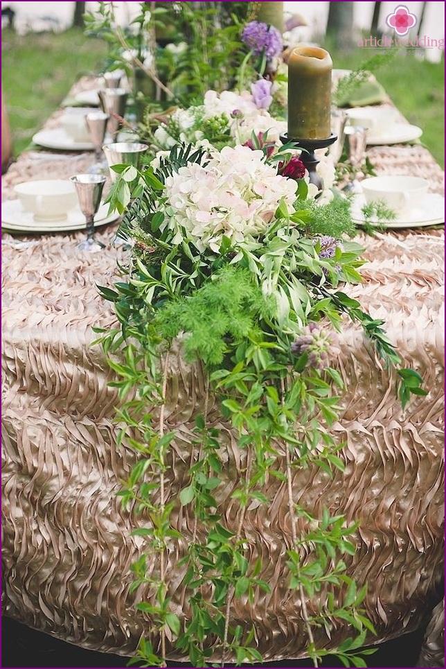 Flowering tables
