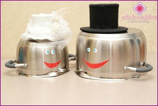 Tin wedding