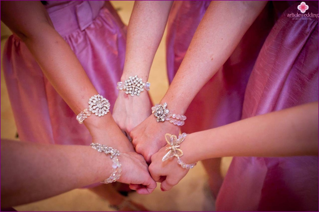Bracelets for Bridesmaids