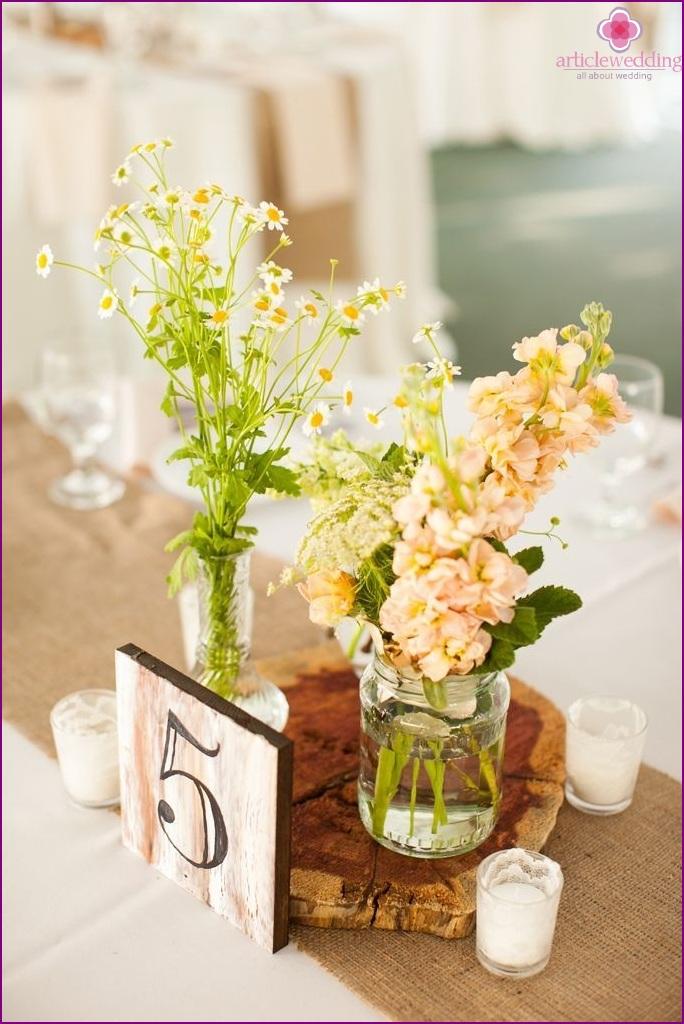 Wedding Table Room
