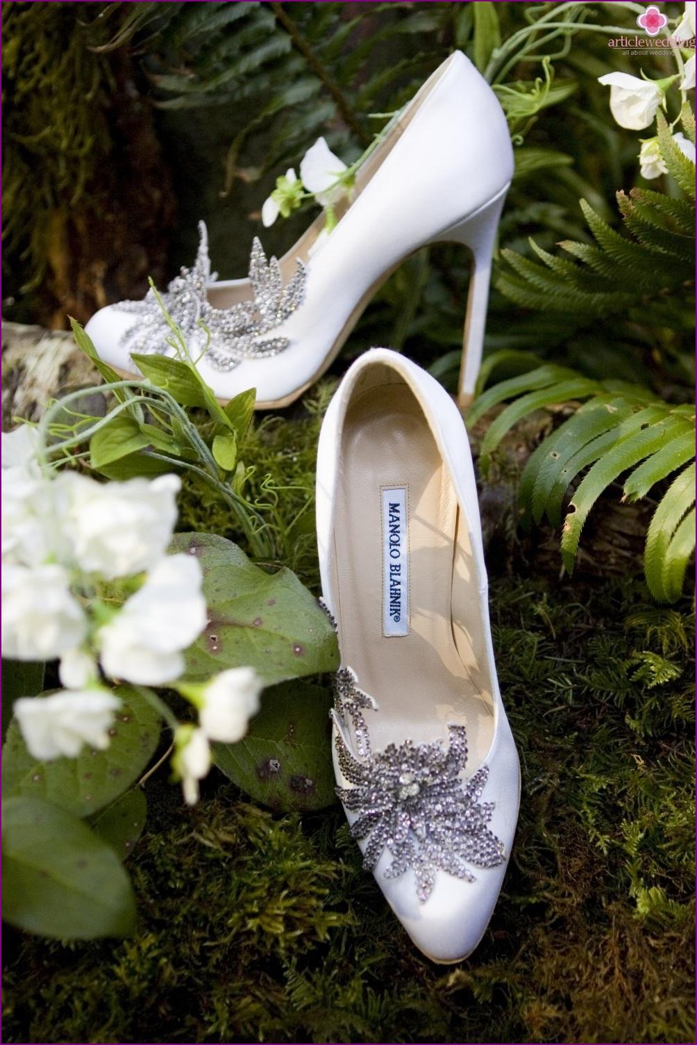 Twilight Bride Shoes