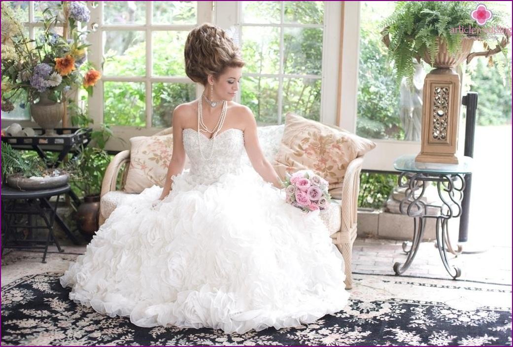 Rococo bride