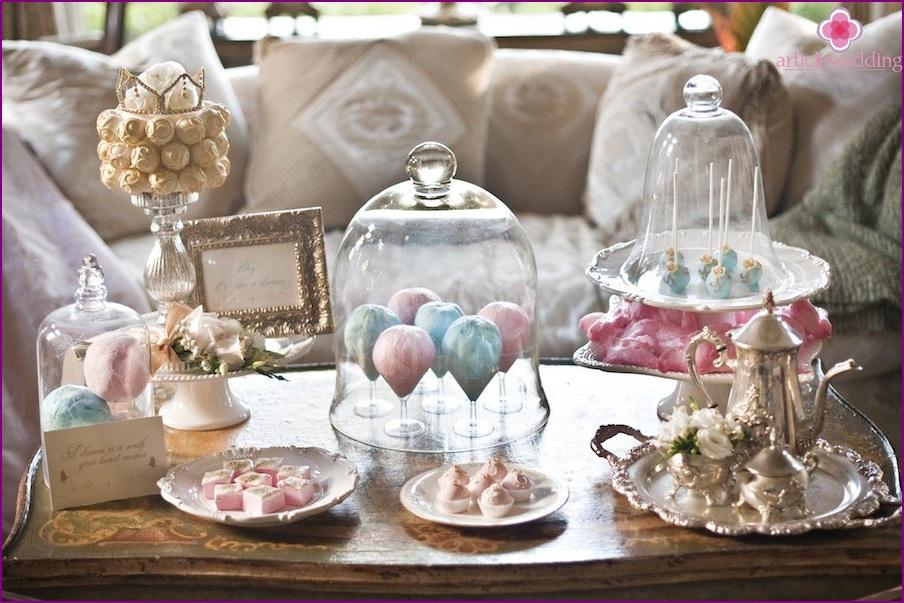 Rococo Sweets