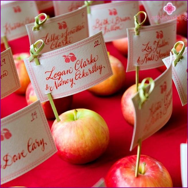 Banquet Cards