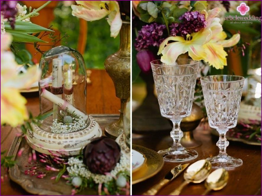 Pride and Prejudice Style Wedding