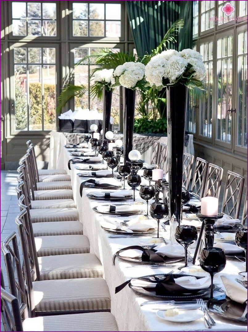 Coco Chanel movie style wedding