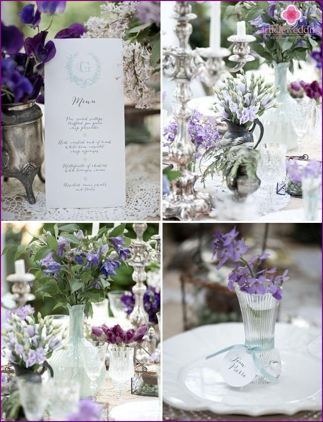 Provence Floral Decor