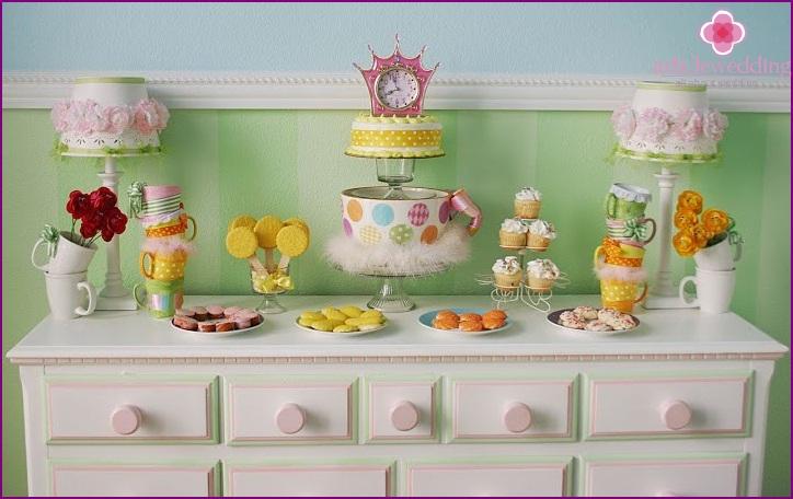 Wonderland sweets
