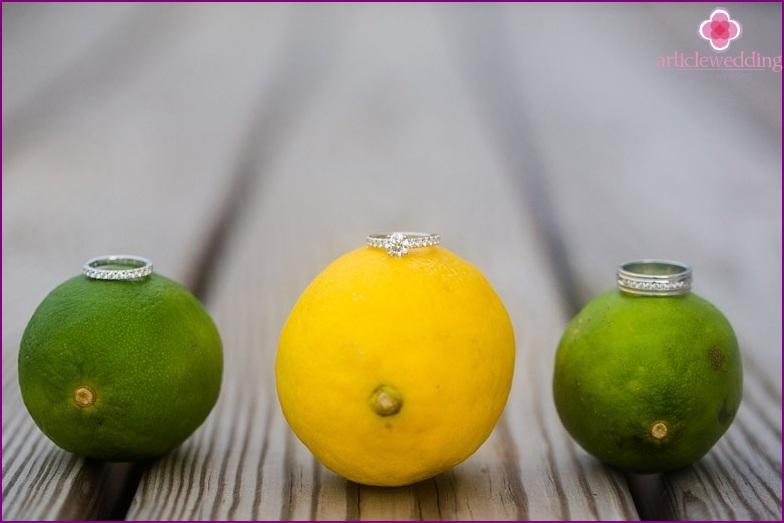Lemon Style Wedding