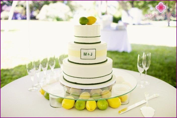 Lemon Style Cake