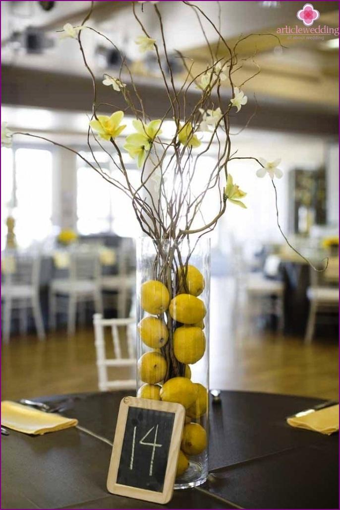 Lemon Style Decor