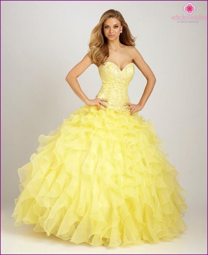 Lemon Style Bride