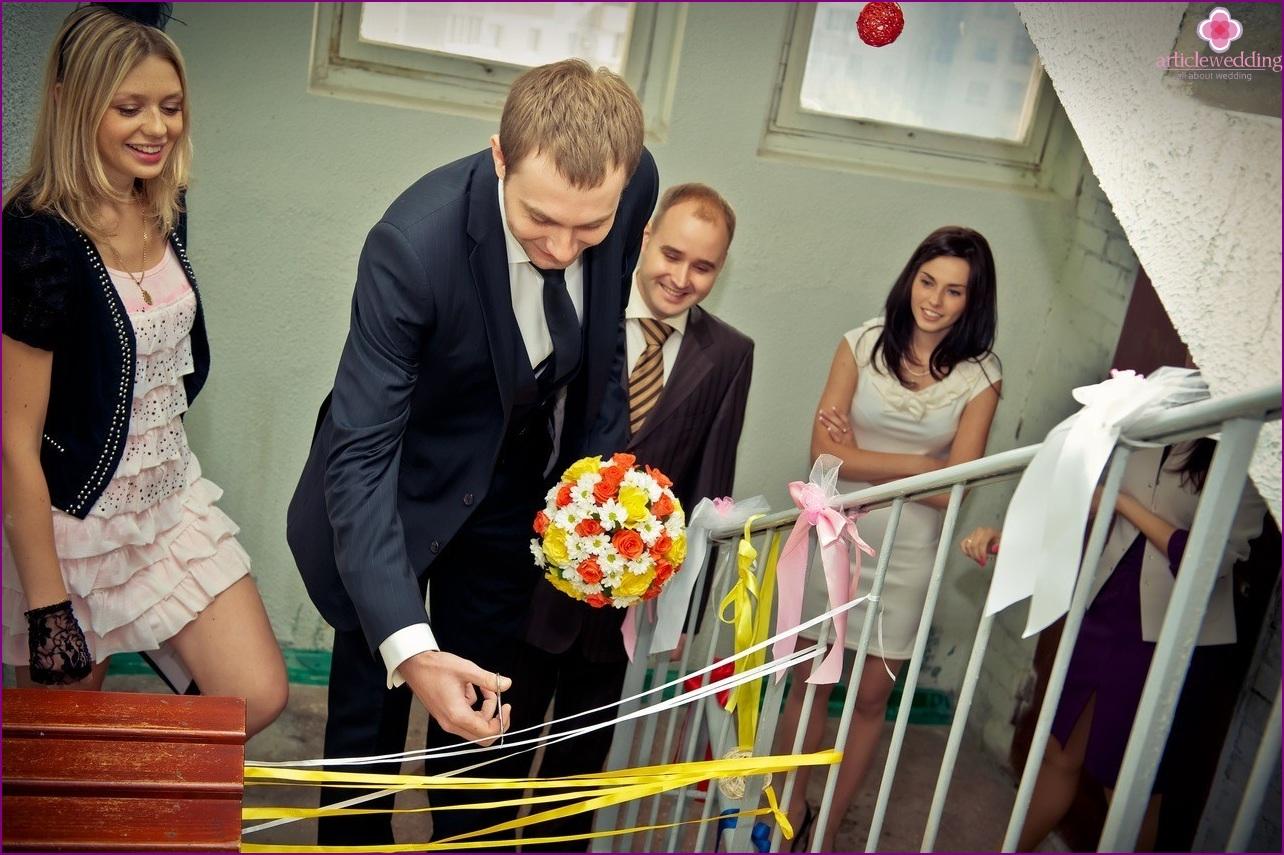 Ransom bride
