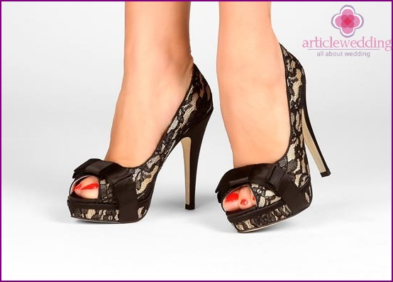 Vintage witness shoes