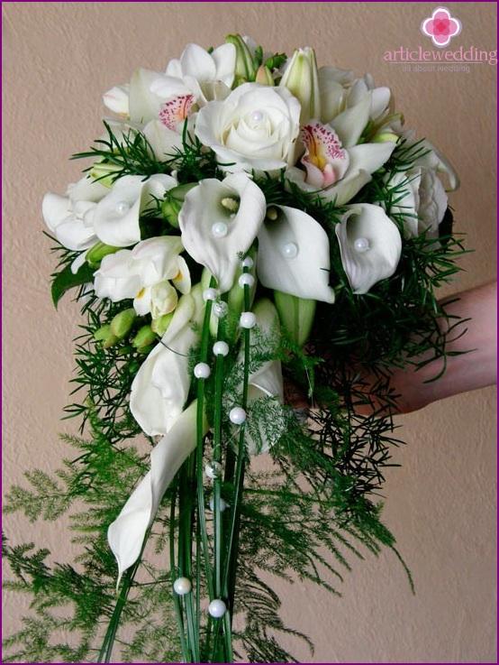 Spare Bridal Bouquet