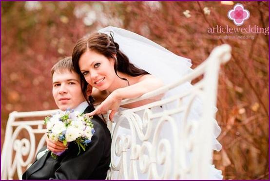 Hochzeitslook