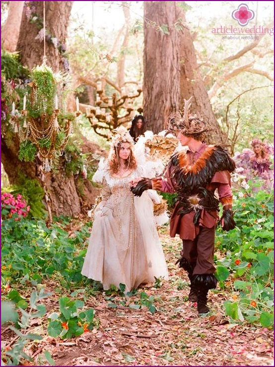 Elven wedding