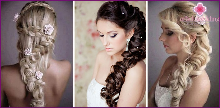 Hairpins for fixing and decorating hairstyles