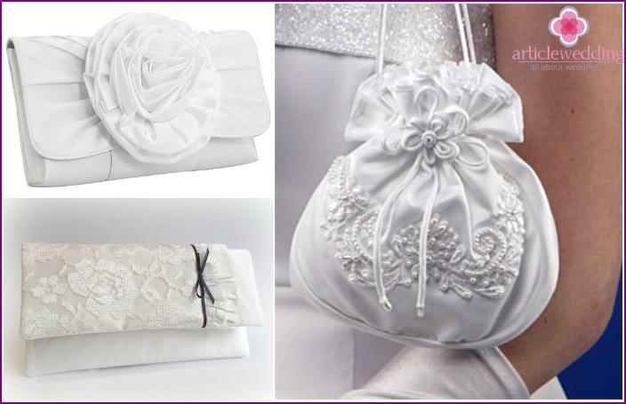 Wedding Accessories 2015: Bride's Handbag