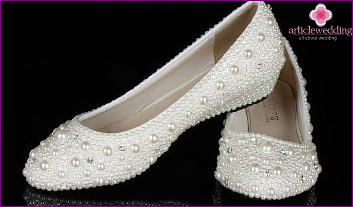 Wedding Shoes Color Tips