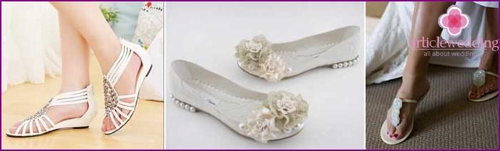 Wedding stilettos}