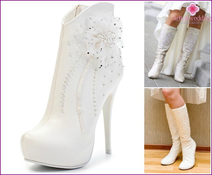 Wedding Ankle Boots