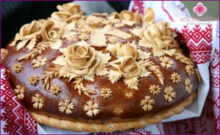 Loaf: wedding attribute
