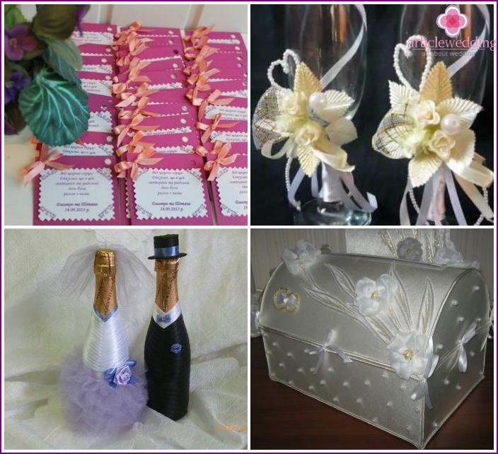 DIY Wedding Attributes