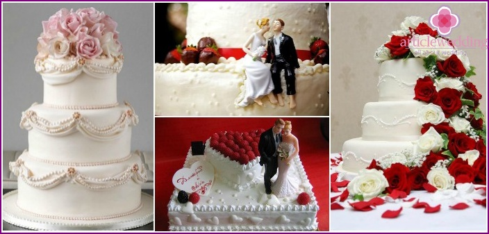 Wedding Accessories 2015: for the cake