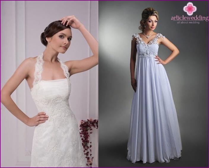 Mutterschaft Hochzeitskleid